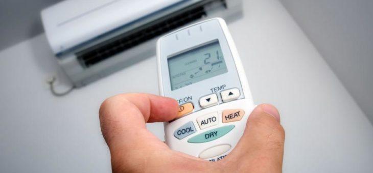 Podstawowe wyposażenie klimatyzatora